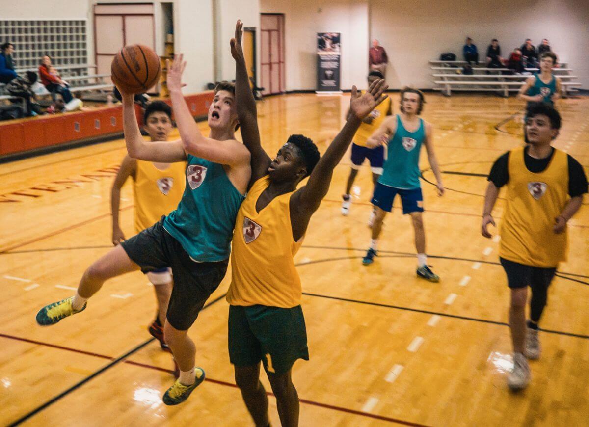 jugadas de ataque en baloncesto