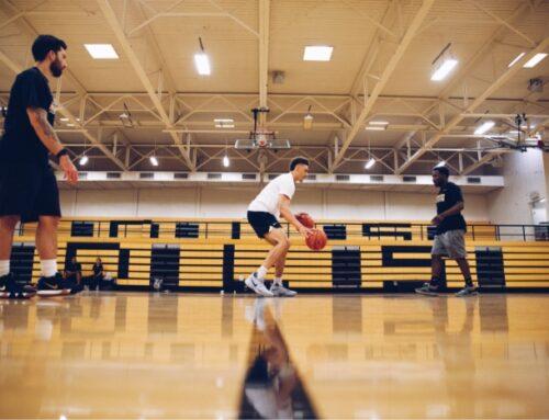 Baloncesto 3×3: Competición de 3 contra 3 en el entrenamiento